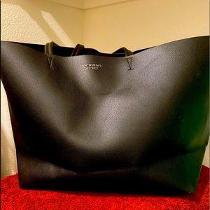 Victoria Secret Leather Tote Bag